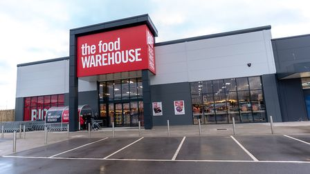 An Iceland Food Warehouse store is set for Ipswich's Euro Retail Park. Picture: N Seddon