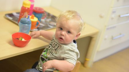 Buttons and Bows Nurseryhas achieved an 'Outstanding' Ofsted rating Picture: SARAH LUCY BROWN
