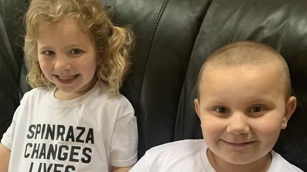 Decisions have yet to be made about the spinraza drug Picture: LAURA BARBER
