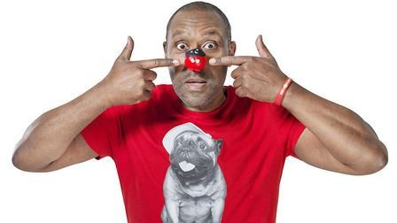 Lenny Henry will talking about his involvement with Red Nose Day as part of his new autobiographical