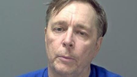 James Turner was jailed for two years Picture: SUFFOLK CONSTABULARY