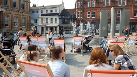 Ipswich Conservatives said the Cornhill redevelopment should have been the catalyst for a boost to r