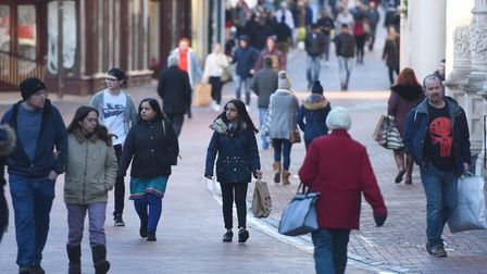The future of Ipswich's retail offering could look very different. Picture: GREGG BROWN