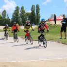 Round 5 of the BMX East summer regional race series at Landseer Park BMX track Picture CHARLOTTE BO