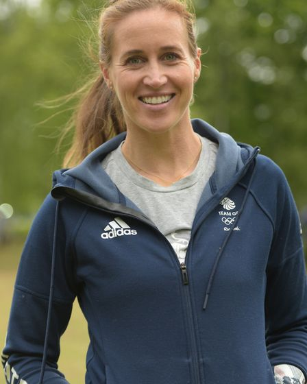 Olympic rower Helen Glover Picture: SARAH LUCY BROWN