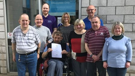 Ipswich's Realise Futures has been awarded the new Social Enterprise Disability Employment Mark(SEDE