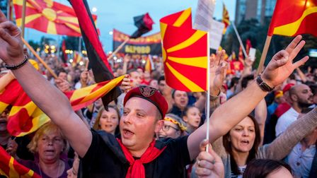 The EU has helped people in Balkan countries like Macedonia on the road to a more democratic future.