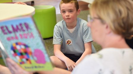 Do you still read your child a bedtime story? Byline: Sonya Duncan Copyright: Archant 2019