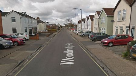 Carole Lummis, 77, was last seen at around 3pm today in Woodbrodge Road in Ipswich Picture: GOOGLEMA
