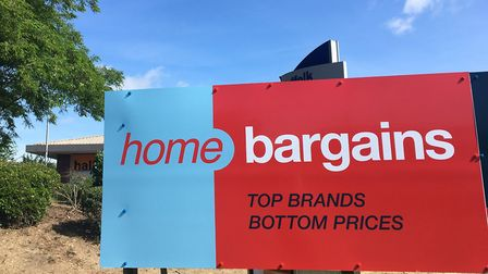 Home Bargains is set open a new store at Suffolk Retail Park, Ipswich. Photo: Archant.