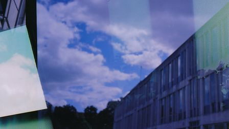 Memory and narrative through Brutalist architecture using found film Picture: CHARLOTTE CAWDRY