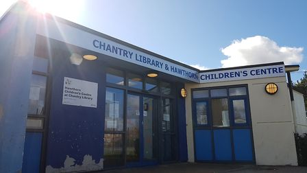 More Little Kickers football sessions could come to Chantry Library in Ipswich thanks to a funding r