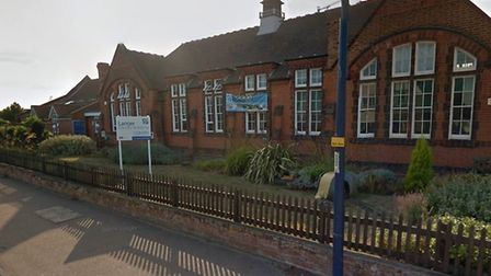 Langer Primary Academy in Felixstowe has appointed its fourth headteacher in two years Picture: GOOG
