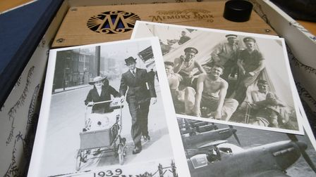 The Chronicle Memory Box allows people to bring printed photographs to life, by adding a voice or au