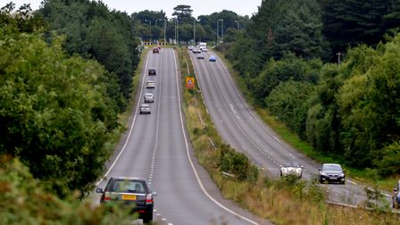 Gill should have been driving along the A12 towards Southwold but drove on to Felixstowe when her sa