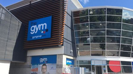 The Gym, in Ipswich Cardinal Park, has revealed its opening date. Photo: Archant.