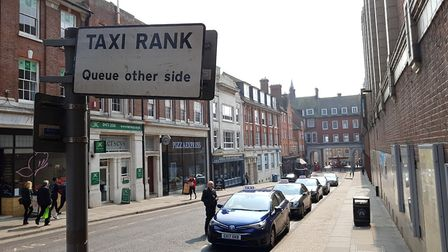 Taxi drivers in Ipswich have raised fears over the short amount of time proposed for lower emissions
