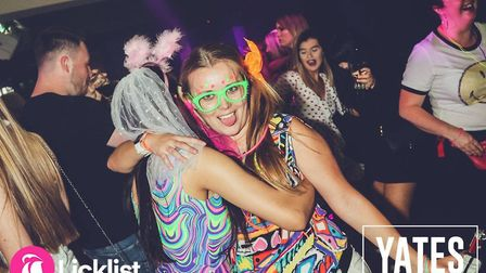 Were you partying at Yates on Saturday June 8? Picture: LICKLIST