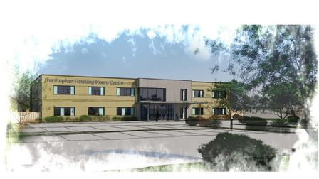 Plans for the Stephen Hawking Neuro Centre, which will be built by Headway Suffolk have been submitt