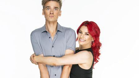 Strictly Come Dancing finalists Joe Sugg and Dianne Buswell are bringing their latest show to the Ip