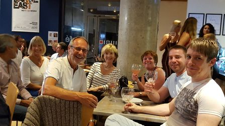 People at the 2018 Ipswich Maritime Gin Festival. Picture: BEER & CO
