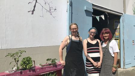 La Tour Cycle and The Museum Street cafe are merging to form one workers' co-op under the name of 'T