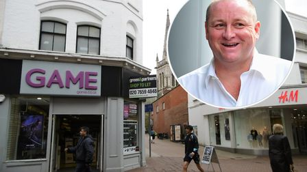 Mike Ashley�s Sports Direct has taken over Game in a �52m deal. Photo: Archant / PA Images.