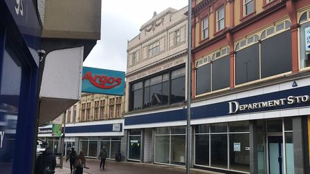 The closure of Argos has been branded inevitable by the people of Ipswich. Photo: Archant.