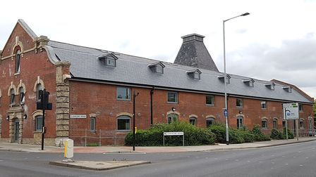 The Maltings in Ipswich was formerly a nightclub, oeprating as Hollywood, Zest and Kartouche PICTUR