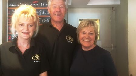 The Case Is Altered pub in Bentley is celebrating five years in the ownership of the village. Volunt