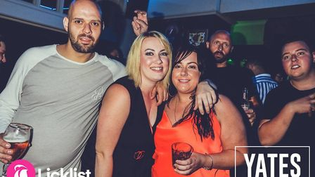 Were you partying at Yates Ipswich on Saturday 27 July? Picture: LICKLIST