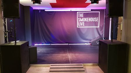 The Smokehouse, Ipswich, is one of three venues hosting the festival. Picture: RACHEL EDGE