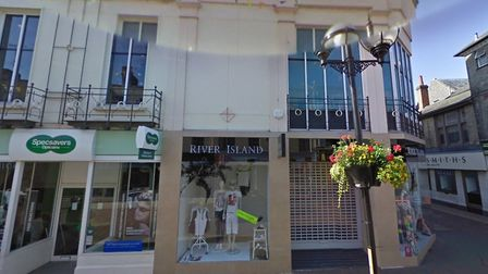 River Island and Specsavers were previously based in the building. Picture: GOOGLE STREET VIEW