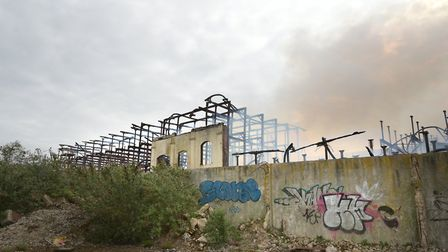 The remaining sections of the North Warehouse could be knocked down Picture: SARAH LUCY BROWN