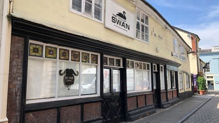 The pub has hosted superstars such as Suffolk's own Ed Sheeran, as well as Mumford and Sons and Slav
