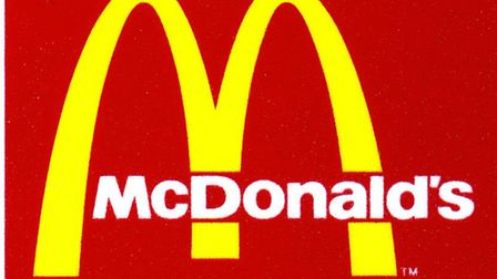 McDonald's has said it contributes �9.1m each year to the Ipswich economy. Photo: PA.