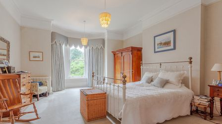 One of the bedrooms at Highfield Lodge Picture: JIM TANFIELD, INSCOPE IMAGES