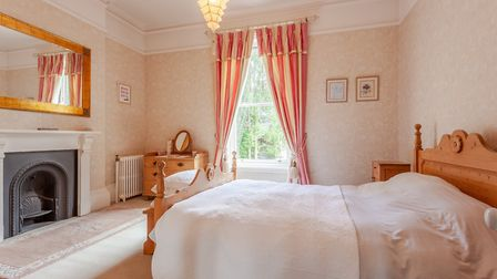 A bedroom at Highfield Lodge in Henley Road, Ipswich Picture: JIM TANFIELD, INSCOPE IMAGES