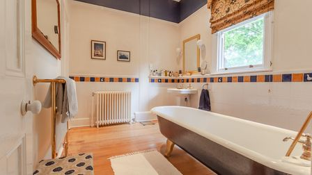 Highfield Lodge in Henley Road, Ipswich, has three bathrooms Picture: JIM TANFIELD, INSCOPE IMAGES