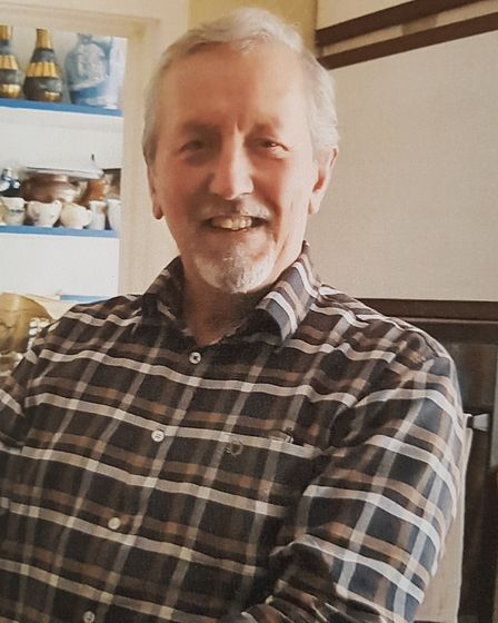 Clive Wyard, 74, died following a severe head injury. Police have launched a murder inquiry into his