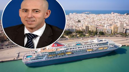 Fred. Olsen Cruise Lines has appointed Peter Deer as its new managing director. Fred Olsen Cruise Li