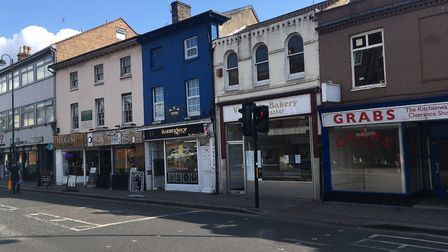 TC Traditional Turkish Barbers, in Tacket Street, could take over the former site of Victoria's Bake