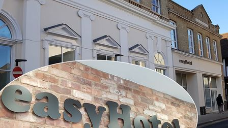 The takeover bid for easyHotel has stepped up.Photo: Rachel Edge.