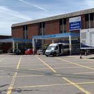 The power cut at Ipswich Hospital affected the outpatients department, X-Ray and pathology areas Pic