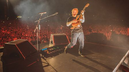 Ed Sheeran's A-Team have taken on The Darkness - but who won the local derby? Picture: Zakary Walter