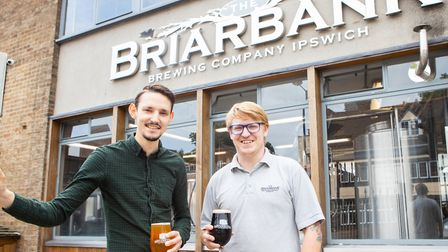 The Briarbank Brewery is all set for its sixth summer beer festival over Bank Holiday weekend. Head