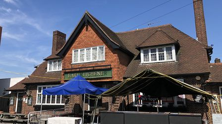 The Earl Kitchener pub in Hadleigh Road will be opening its doors to revellers heading to and leavin