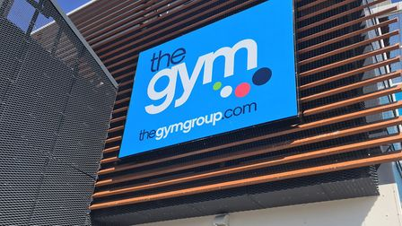 The Gym Group has reported a bump in profits. The Gym at Cardinal Park, Ipswich. Photo: Archant.