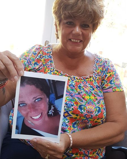 Julie Phillips has been raising money for Cardiac Risk in the Young (CRY). PICTURE: RACHEL EDGE