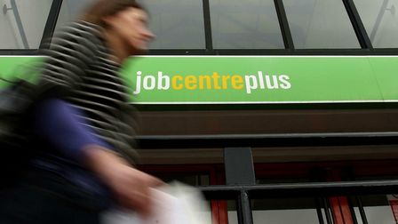 Ipswich has seen a rise in the number of people claiming Universal Credit according to the DWP Pictu